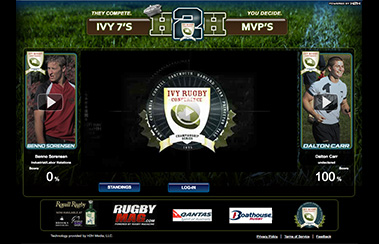 Ivy League Rugby H2H