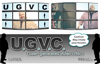 UGVC : User Generated Video Critic